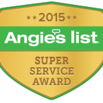 A Step Above is an Angie's List Super Service Award Recipient