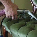 Upholstery Cleaning - A Step Above