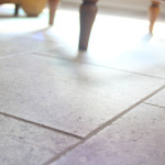 Tile Cleaning - A Step Above