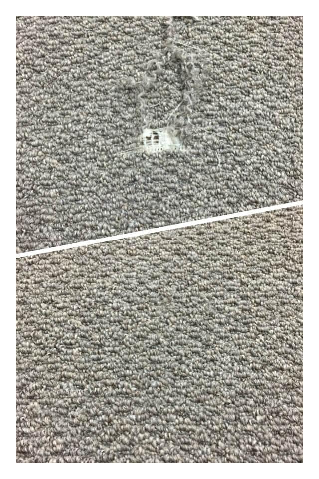 Nashville Carpet Repairs and Carpet Dyeing