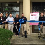 A Step Above opening their new office in Nashville