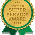 Angie's List Super Service Award 2014 for A Step ABove