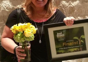 Finalist in the NBJ Small Business of the Year Award 2 Years in a Row!