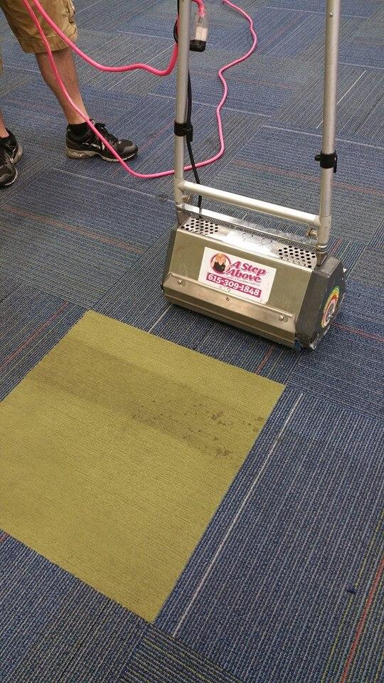 Bgc7 A Step Above Carpet And Flooring Care