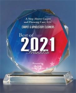 Best of 2021 Franklin Award